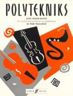 Polytekniks (Easy Violin Duets) - Book Sheet Music