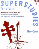 Superstudies For Violin, Book 1 Sheet Music