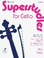 Superstudies For Cello, Book 2 Sheet Music