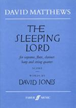 Sleeping Lord - Book Sheet Music