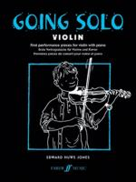 Going Solo: Violin - Book Sheet Music