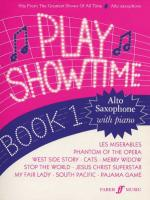 Play Showtime For Alto Saxophone, Book 1 (Hits from the Greatest Shows of All Time) Sheet Music