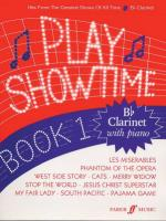 Play Showtime For Clarinet, Book 1 (Hits from the Greatest Shows of All Time) Sheet Music