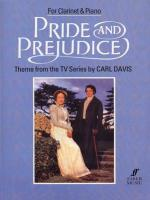 Pride and Prejudice (Theme from the TV series) - Part(s) Sheet Music