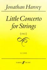 Little Concerto for Strings - Score Sheet Music