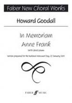 In Memoriam Anne Frank - Book Sheet Music
