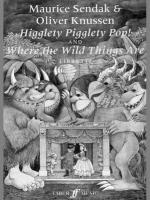 Higglety Pigglety Pop! and Where the Wild Things Are - Libretto Sheet Music