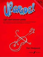 Up-Grade! Violin, Grades 1-2 (Light Relief Between Grades) - Book Sheet Music