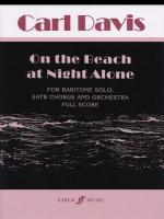 On the Beach at Night Alone - Score Sheet Music