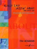 Really Easy Jazzin' About: Fun Pieces for Piano / Keyboard - Book Sheet Music