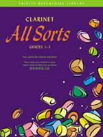 Clarinet All Sorts, Grade 1-3 - Book Sheet Music