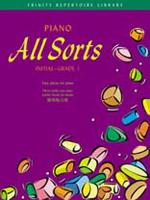 Piano All Sorts, Grade 1 - Book Sheet Music