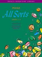 Piano All Sorts, Grade 2-3 - Book Sheet Music
