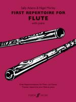 First Repertoire for Flute - Book Sheet Music