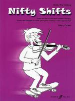 Nifty Shifts for Violin - Book Sheet Music