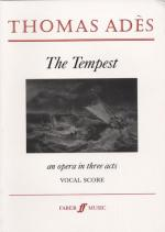 The Tempest (An Opera in Three Acts) - Vocal Score Sheet Music