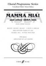 ABBA: Mamma Mia and Other ABBA Hits - Book Sheet Music