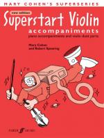 Superstart Violin - Instrumental Parts Sheet Music