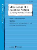 More Songs of a Rainbow Nation (Songs from South Africa) - Book Sheet Music