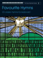 Favourite Hymns (The Easy Keyboard Library) - Book Sheet Music