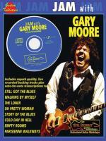 Jam with Gary Moore - Book & CD Sheet Music