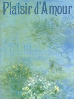 Plaisir D'amour - Book Sheet Music