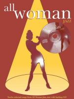 All Woman: Jazz - Book & CD Sheet Music