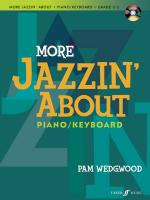 More Jazzin' About for Piano / Keyboard (Revised) - Book & CD Sheet Music