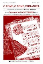 O Come, O Come Emmanuel Sheet Music Sheet Music