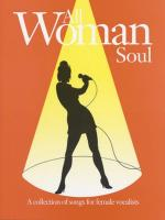 All Woman: Soul - Book Sheet Music