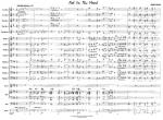 Not In The Mood - Score Sheet Music