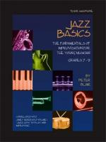Jazz Basics - Tenor Saxophone The Fundamentals of Improvisation for the Young Musician (Grade 2 - 3) Sheet Music