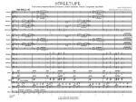 Street Life - Score Sheet Music