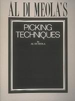 Al Di Meola's Picking Techniques Sheet Music