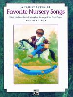 A Family Album of Favorite Nursery Songs - Book Sheet Music