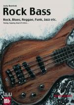 Rock Bass Book/CD Set (Rock, Blues, Reggae, Funk, Jazz, etc.) Sheet Music
