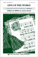 Give Up The World Sheet Music Sheet Music