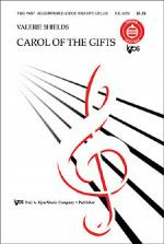 Carol Of The Gifts Sheet Music Sheet Music