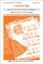 Calico Pie Sheet Music Sheet Music