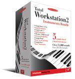 Total Workstation 2 Sheet Music