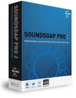 Soundsoap Pro 2 Professional Audio Restoration & Noise Reduction Educational Edition Sheet Music