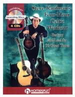 Steve Kaufman's Four-Hour Celtic Workout Four CDs Plus Book Sheet Music