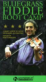 Bluegrass Fiddle Boot Camp A Basic Guide To Style, Technique And Practice Sheet Music