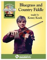 Bluegrass & Country Fiddle Sheet Music