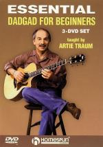 Essential Dadgad For Beginners 3-DVD Set Sheet Music