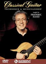 Classical Guitar DVD Sheet Music