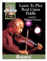 Learn To Play Real Cajun Fiddle Sheet Music