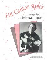 Hit Guitar Styles Arranging Pop Songs For Acoustic Guitar Sheet Music