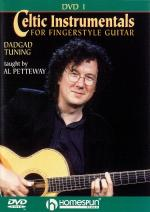Celtic Instrumentals For Fingerstyle Guitar DVD One: Dadgad Tuning Sheet Music