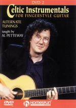 Celtic Instrumentals For Fingerstyle Guitar DVD Two: Alternate Tunings Sheet Music